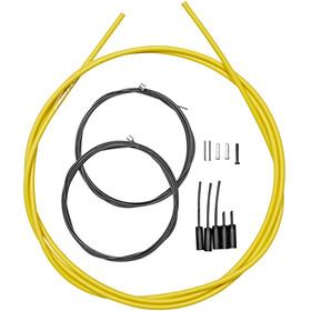 Shimano Road vaihdekaapeli polymeeripinnoitettu , keltainen